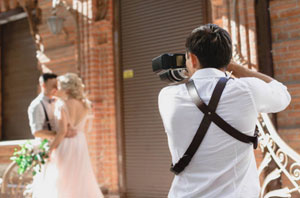 Wedding Photographer North Lanarkshire - Wedding Photography Services